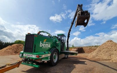 Béma, le producteur de bois-énergie certifié CBQ+