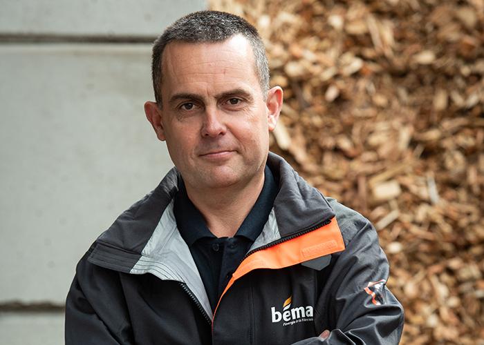 responsable logistique BEMA